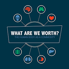 How Much Is The Human Body Worth As A Commodity