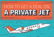 Private Jet Infographic