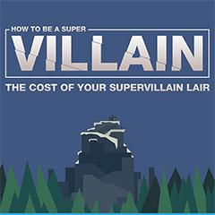 Supervillain Lair