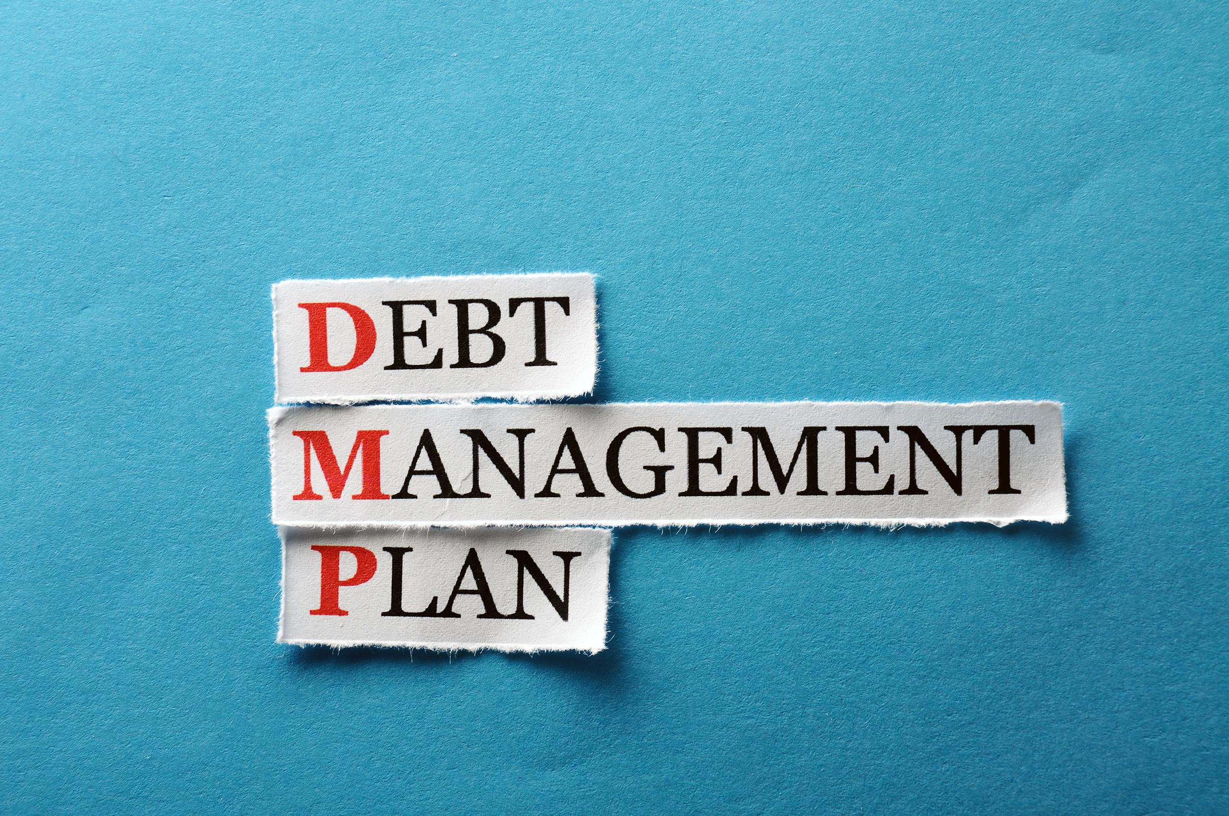 1e81ebd5f22 Considering a Debt Management Plan  Read This - Buddy Loans Blog